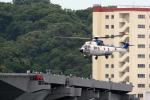 banshee02さんが、横須賀基地で撮影した陸上自衛隊 EC225LP Super Puma Mk2+の航空フォト(写真)