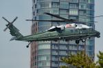 Tomo-Papaさんが、赤坂プレスセンターで撮影したアメリカ海兵隊 VH-60N White Hawk (S-70A)の航空フォト(写真)