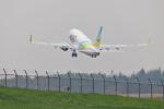 スカルショットさんが、帯広空港で撮影したAIR DO 737-781の航空フォト(飛行機 写真・画像)