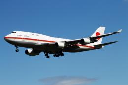 Hide.Oさんが、千歳基地で撮影した航空自衛隊 747-47Cの航空フォト(写真)