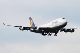 Hide.Oさんが、成田国際空港で撮影したルフトハンザドイツ航空 747-430の航空フォト(飛行機 写真・画像)