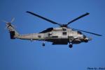 れんしさんが、岩国空港で撮影したアメリカ海軍 MH-60R Seahawk (S-70B)の航空フォト(写真)
