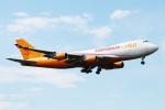 Hide.Oさんが、成田国際空港で撮影したセンチュリオン・エアカーゴ 747-428F/ER/SCDの航空フォト(写真)