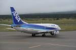 kumagorouさんが、利尻空港で撮影したANAウイングス 737-54Kの航空フォト(写真)