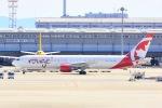 Cherry blossoms さんが、関西国際空港で撮影したエア・カナダ・ルージュ 767-375/ERの航空フォト(写真)
