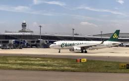 planetさんが、中部国際空港で撮影した春秋航空 A320-214の航空フォト(飛行機 写真・画像)