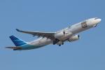 mogusaenさんが、成田国際空港で撮影したガルーダ・インドネシア航空 A330-341の航空フォト(写真)
