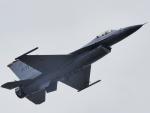 違いがわかる男さんが、防府北基地で撮影したアメリカ空軍 F-16CM-50-CF Fighting Falconの航空フォト(写真)