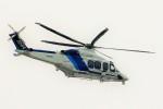 ちっとろむさんが、青森空港で撮影したオールニッポンヘリコプター AW139の航空フォト(写真)