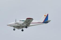 Cherry blossoms さんが、那覇空港で撮影した北日本航空 PA-23-250 Aztec Fの航空フォト(飛行機 写真・画像)