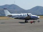 F.YUKIHIDEさんが、岡南飛行場で撮影したアジア航測 C90GTi King Airの航空フォト(飛行機 写真・画像)