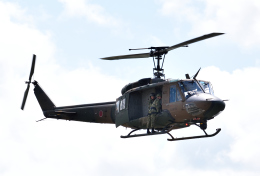 hirohiro77さんが、名寄駐屯地で撮影した陸上自衛隊 UH-1Jの航空フォト(飛行機 写真・画像)