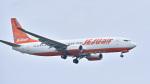 パンダさんが、成田国際空港で撮影したチェジュ航空 737-8JPの航空フォト(写真)