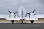 cornicheさんが、オークランド国際空港で撮影したAEROTECHNICS AVIATION INC DC-3Aの航空フォト(写真)