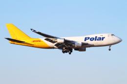 Hide.Oさんが、成田国際空港で撮影したポーラーエアカーゴ 747-47UF/SCDの航空フォト(写真)