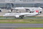 md11jbirdさんが、羽田空港で撮影した日本航空 787-8 Dreamlinerの航空フォト(写真)