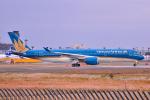フリューゲルさんが、成田国際空港で撮影したベトナム航空 A350-941XWBの航空フォト(写真)