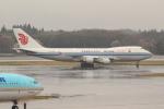 OMAさんが、成田国際空港で撮影した中国国際貨運航空 747-4FTF/SCDの航空フォト(飛行機 写真・画像)