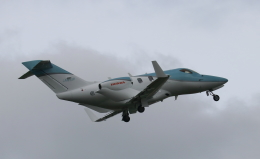 EosR2さんが、鹿児島空港で撮影した日本法人所有 HA-420の航空フォト(飛行機 写真・画像)