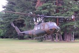 YASKYさんが、古河駐屯地で撮影した陸上自衛隊 UH-1Jの航空フォト(飛行機 写真・画像)