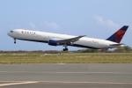 OMAさんが、ダニエル・K・イノウエ国際空港で撮影したデルタ航空 767-432/ERの航空フォト(写真)