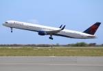 OMAさんが、ダニエル・K・イノウエ国際空港で撮影したデルタ航空 757-351の航空フォト(写真)