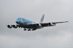 kozikoziさんが、成田国際空港で撮影した全日空 A380-841の航空フォト(写真)