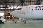 JA1118Dさんが、那覇空港で撮影した日本トランスオーシャン航空 737-446の航空フォト(写真)