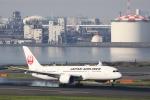 イソロクガトブさんが、羽田空港で撮影した日本航空 787-8 Dreamlinerの航空フォト(写真)
