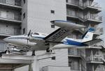 チャーリーマイクさんが、東京都福生市で撮影したベルハンドクラブ 340の航空フォト(写真)