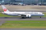 Tomo_mczさんが、羽田空港で撮影した日本航空 787-8 Dreamlinerの航空フォト(写真)