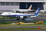 幻想航空 Air Gensouさんが、羽田空港で撮影した全日空 777-381/ERの航空フォト(写真)