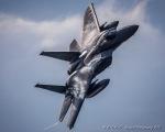 michioさんが、新田原基地で撮影した航空自衛隊 F-15J Eagleの航空フォト(飛行機 写真・画像)