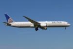 青春の1ページさんが、成田国際空港で撮影したユナイテッド航空 787-10の航空フォト(写真)