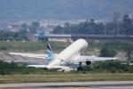 イソロクガトブさんが、富山空港で撮影したエアプサン A320-232の航空フォト(写真)