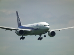ヒコーキグモさんが、岡山空港で撮影した全日空 777-281の航空フォト(写真)