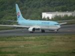 ヒコーキグモさんが、岡山空港で撮影した大韓航空 737-9B5の航空フォト(写真)