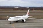 zero1さんが、新千歳空港で撮影した日本航空 767-346/ERの航空フォト(飛行機 写真・画像)