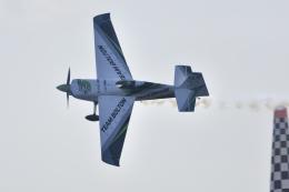 betaさんが、千葉県幕張海浜公園で撮影したサザン・エアクラフト・コンサルタント Edge 540 V2の航空フォト(飛行機 写真・画像)