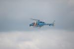 鷹奴さんが、福岡空港で撮影した長崎県警察 429 GlobalRangerの航空フォト(写真)