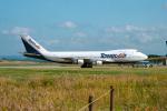 まっちゃんさんが、秋田空港で撮影したタワーエア 747-130の航空フォト(写真)