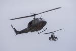 NOTE00さんが、青森駐屯地で撮影した陸上自衛隊 UH-1Jの航空フォト(写真)