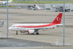 kuraykiさんが、羽田空港で撮影したトルコ政府 A319-115CJの航空フォト(写真)