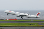 kuraykiさんが、羽田空港で撮影した中国東方航空 A330-343Xの航空フォト(写真)