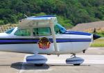 タミーさんが、南紀白浜空港で撮影した日本個人所有 172P Skyhawk IIの航空フォト(写真)