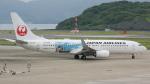 ✈︎Love♡ANA✈︎さんが、長崎空港で撮影した日本航空 737-846の航空フォト(写真)