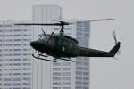 kaeru6006さんが、立川飛行場で撮影した陸上自衛隊 UH-1Jの航空フォト(写真)