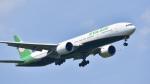 パンダさんが、成田国際空港で撮影したエバー航空 777-36N/ERの航空フォト(写真)