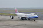 EC5Wさんが、中部国際空港で撮影したチャイナエアライン 747-409F/SCDの航空フォト(写真)