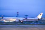 臨時特急7032Mさんが、福岡空港で撮影したドイツ空軍 A340-313Xの航空フォト(写真)